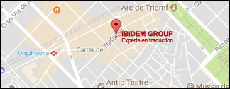 Ibidem Group. Agence de Traduction. Bureaux à  Barcelone, Espagne