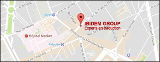 Ibidem Group. Translation agency. Offices in Paris, France.