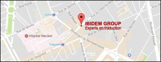 Ibidem Group. Agence de Traduction. Bureaux à Paris, France.